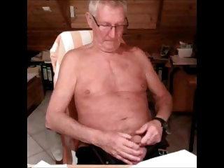 grandpa loves cum