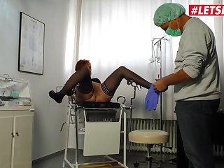 Medical LETSDOEIT - Nympho Granny Bangs Horny Doctor