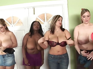 Audition Busty special forces