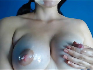Colombian Puffy Milky Nipples