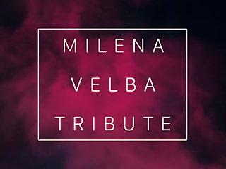 Masturbation Milena velba tribute