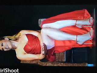 Scarlett Johansson Cum Tribute #2 Scarlett Johansson
