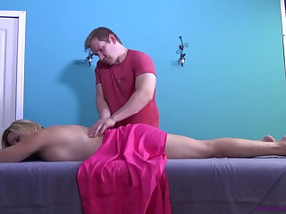 BRIANNA BEACH - MOTHER'S FIRST MASSAGE FROM SON