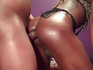 Black and Ebony give an inch take a mile PREVIEW