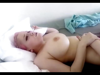 Finnish Homemade porn with redhead girl
