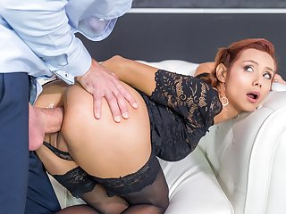 Brutal Sex LETSDOEIT Big Cock Anal Makes Latina To Squirt-Veronica Leal