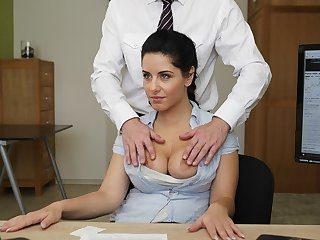 Agent LOAN4K. Babe wants to run her business and gets a loan