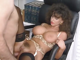 Facials Sarah Gets Caught Being Naughty in Office