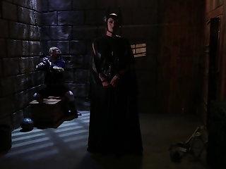 Halloween Wicked - Story Daniels as Maleficent Fucks Prince-FULL SCENE