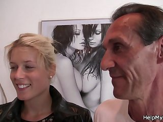 Blondes Fuck my blonde wife while I watch